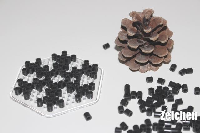 DIY-Schnee-Bügelperlen