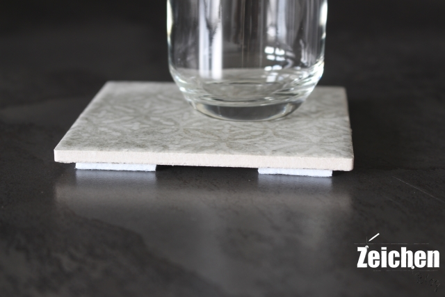 DIY-Glasuntersetzer