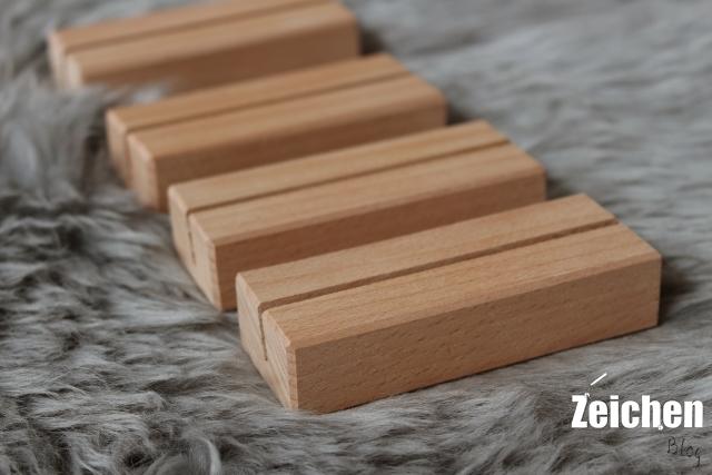 DIY-Holzhalter-Postkarte